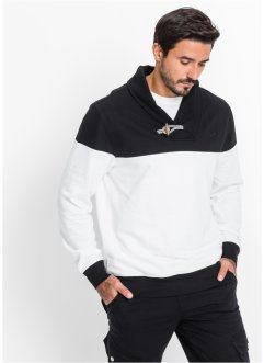 Sweatshirt m. Schalkragen Regular Fit, bpc bonprix collection