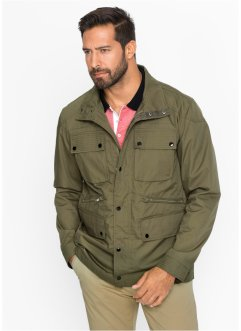 Fieldjacke im Regular Fit, bpc selection, khakigrün