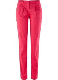 Chinohose, bpc bonprix collection, hibiskuspink