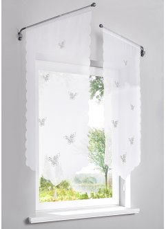 Vitrage avec papillons (1 pce.), bpc living bonprix collection
