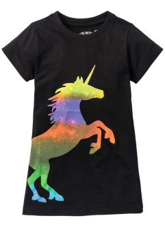 T-shirt avec imprimé licorne, bpc bonprix collection