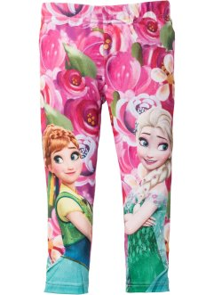 """FROZEN"" Leggings, Disney, pink bedruckt ""FROZEN"""