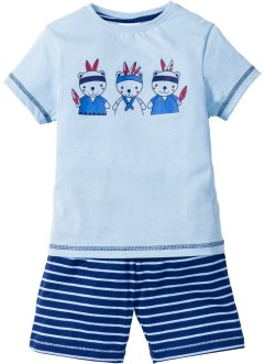Shorty-Pyjama, bpc bonprix collection