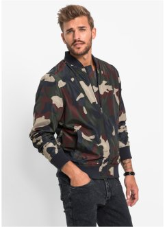 Blouson Regular Fit, RAINBOW, oliv camouflage