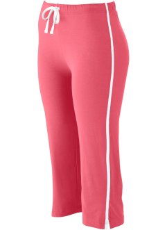 Stretch-Sportcapri, bpc bonprix collection, hellpink