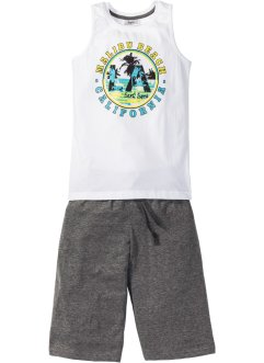 Shorty-Pyjama (2-tlg.), bpc bonprix collection