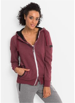 Funktionale Outdoor-Sweatjacke, langarm, bpc bonprix collection