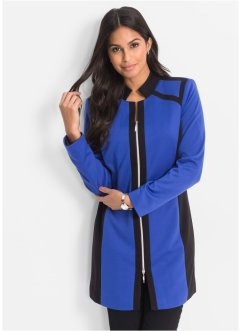 Blazer, BODYFLIRT, royal/schwarz