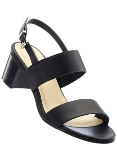 Sandales, bpc bonprix collection, noir