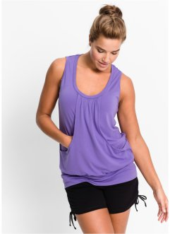 Top de relaxation, bpc bonprix collection, violet clair