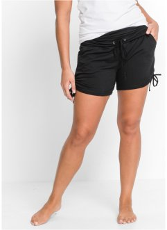 Short de relaxation, bpc bonprix collection, noir