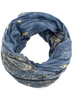 Loop-Schal mit Paisley, bpc bonprix collection