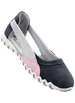 Ballerines sport en cuir, bpc bonprix collection