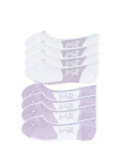 Chaussettes invisibles pour femmes Early (lot de 4), Early20