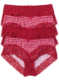 Panty (4er-Pack), bpc bonprix collection