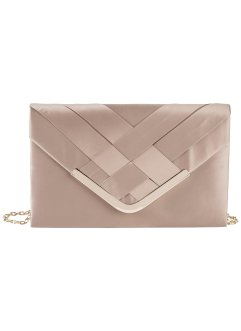 Clutch mit Webdetail, bpc bonprix collection