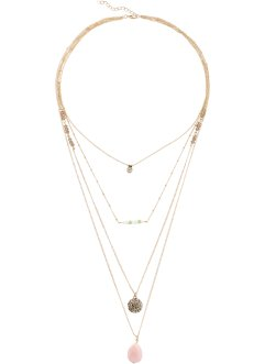 Collier multi-rangs Candy, bpc bonprix collection