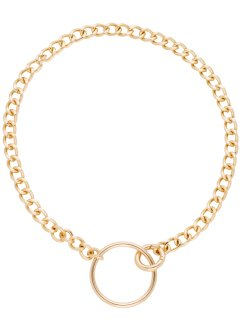 Collier gourmette Anneau, bpc bonprix collection