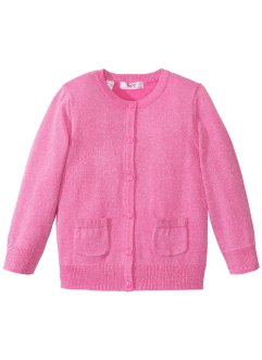 Strickjacke mit Glitzer, bpc bonprix collection