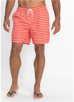 Short long de plage rayé, bpc bonprix collection