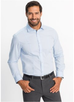 Oberhemd Slim Fit, bpc selection