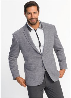 Veste de costume en jersey structuré Regular Fit, bpc selection