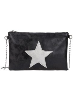 Clutch mit Stern, bpc bonprix collection