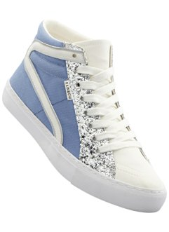 Hightop Sneaker, RAINBOW