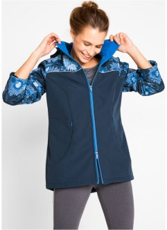 Softshell-Langjacke, bpc bonprix collection