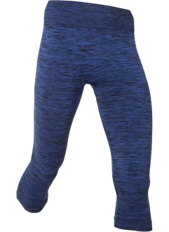 Legging de sport longueur 3/4, sans couture, bpc bonprix collection