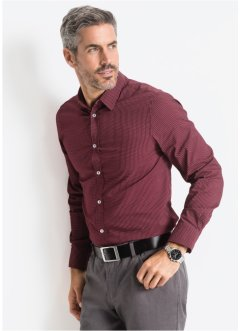 Langarmhemd Slim Fit, bpc selection