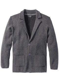 Veste de costume en maille Regular Fit, bpc selection