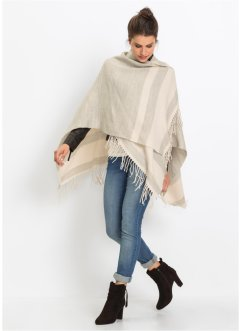 Poncho tissé, bpc bonprix collection