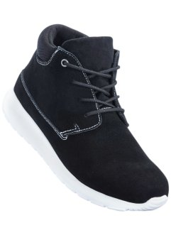 Bottines basses en cuir, bpc bonprix collection