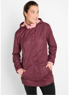 Funktions-Outdoorjacke mit Fleece-Futter, leicht wattiert, bpc bonprix collection