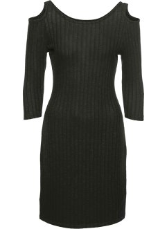 Kleid in Strickoptik, BODYFLIRT
