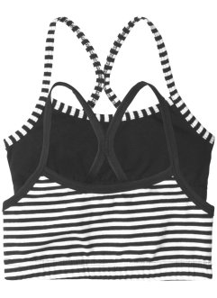 Bustier (2er-Pack), bpc bonprix collection