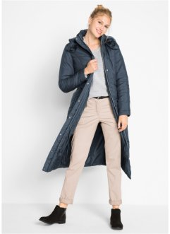 Manteau long légèrement rembourré, bpc bonprix collection