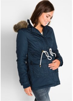 Umstandswinterjacke im Parka-Look, bpc bonprix collection