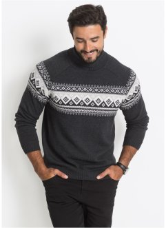 Pull col roulé Regular Fit, bpc bonprix collection