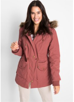 Jacke mit Teddyfell, bpc bonprix collection