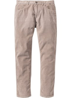 Pantalon 5 poches effet velours Regular Fit, bpc bonprix collection