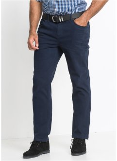 Pantalon extensible à taille confortable Regular Fit Straight, bpc bonprix collection