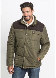 Wattierte Winterjacke Regular Fit, John Baner JEANSWEAR