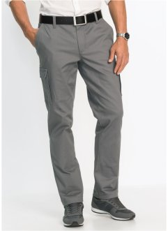 Pantalon cargo thermo Regular Fit Straight, bpc bonprix collection