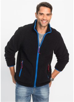 Teddyfleece-Jacke Regular Fit, bpc bonprix collection
