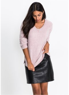 Pull maille chenille : Must Have, BODYFLIRT