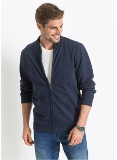 Gilet sweatshirt regular fit, bpc bonprix collection
