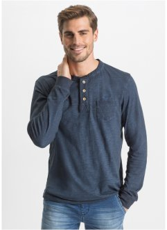 Langarmshirt im Regular Fit, bpc bonprix collection