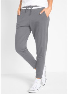 Pantalon sweat à rayures, raccourci, bpc bonprix collection